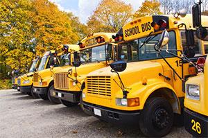 propane autogas school buses