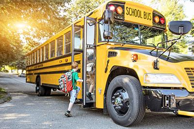 propane autogas busses